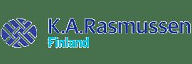 K.A. Rasmussen logo