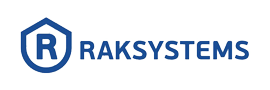 Raksystems logo