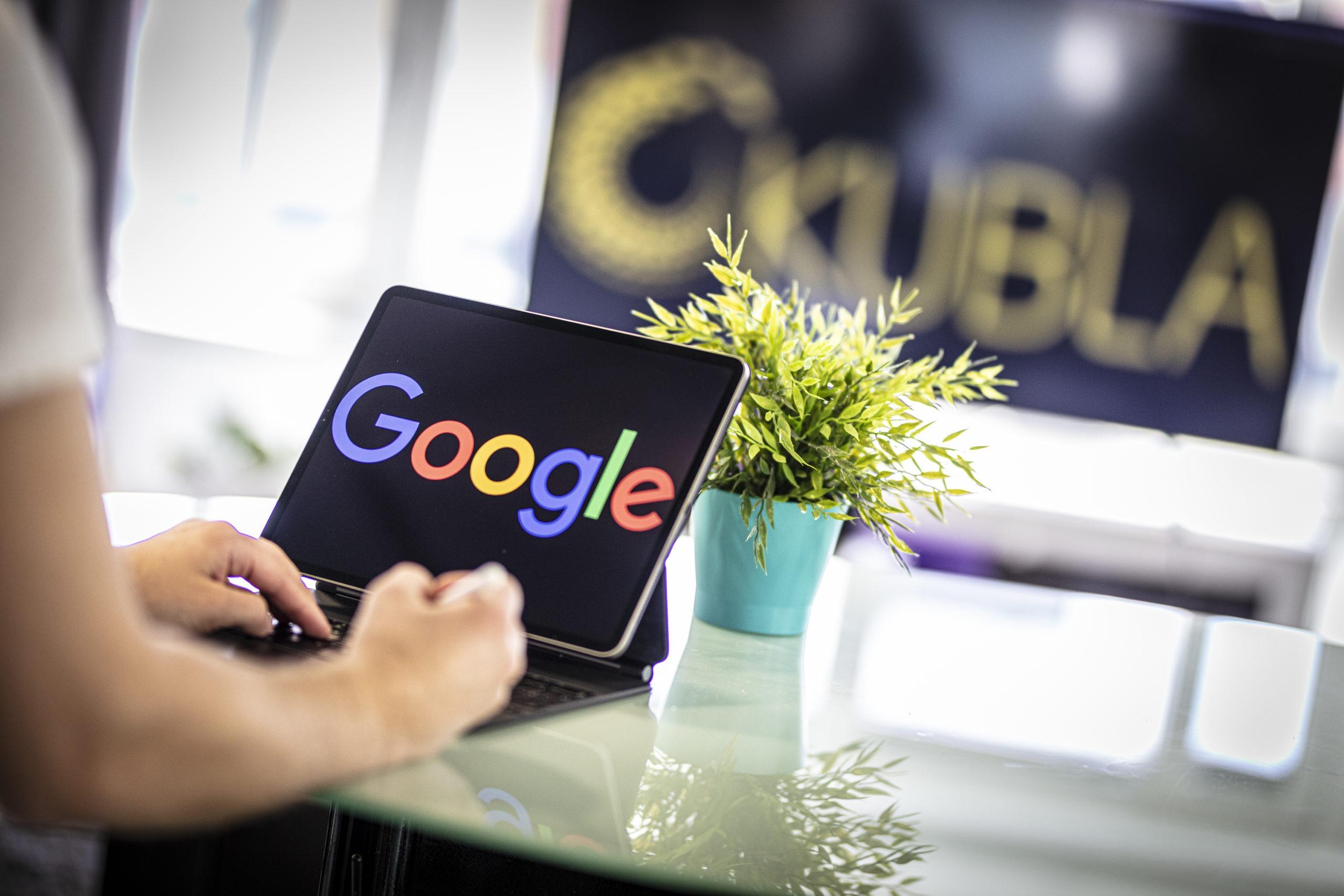 Google markkinointi