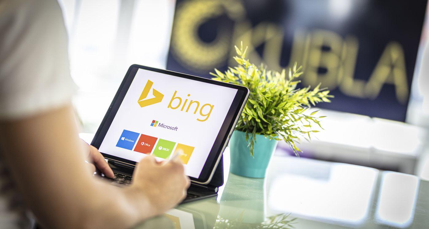 Bing hakukone
