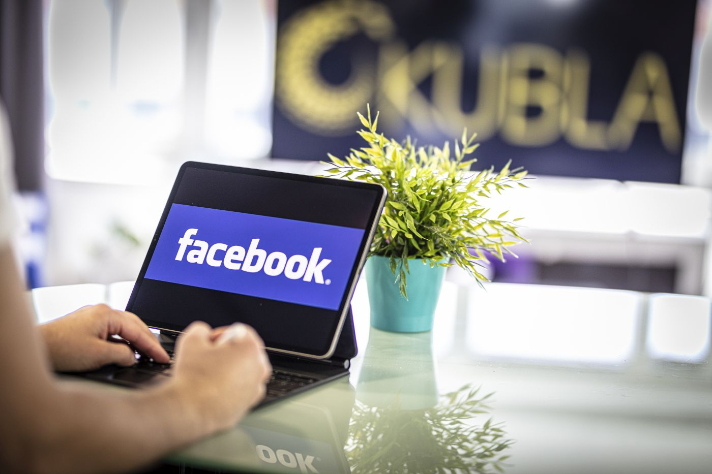 Facebook mainoksen rakenne