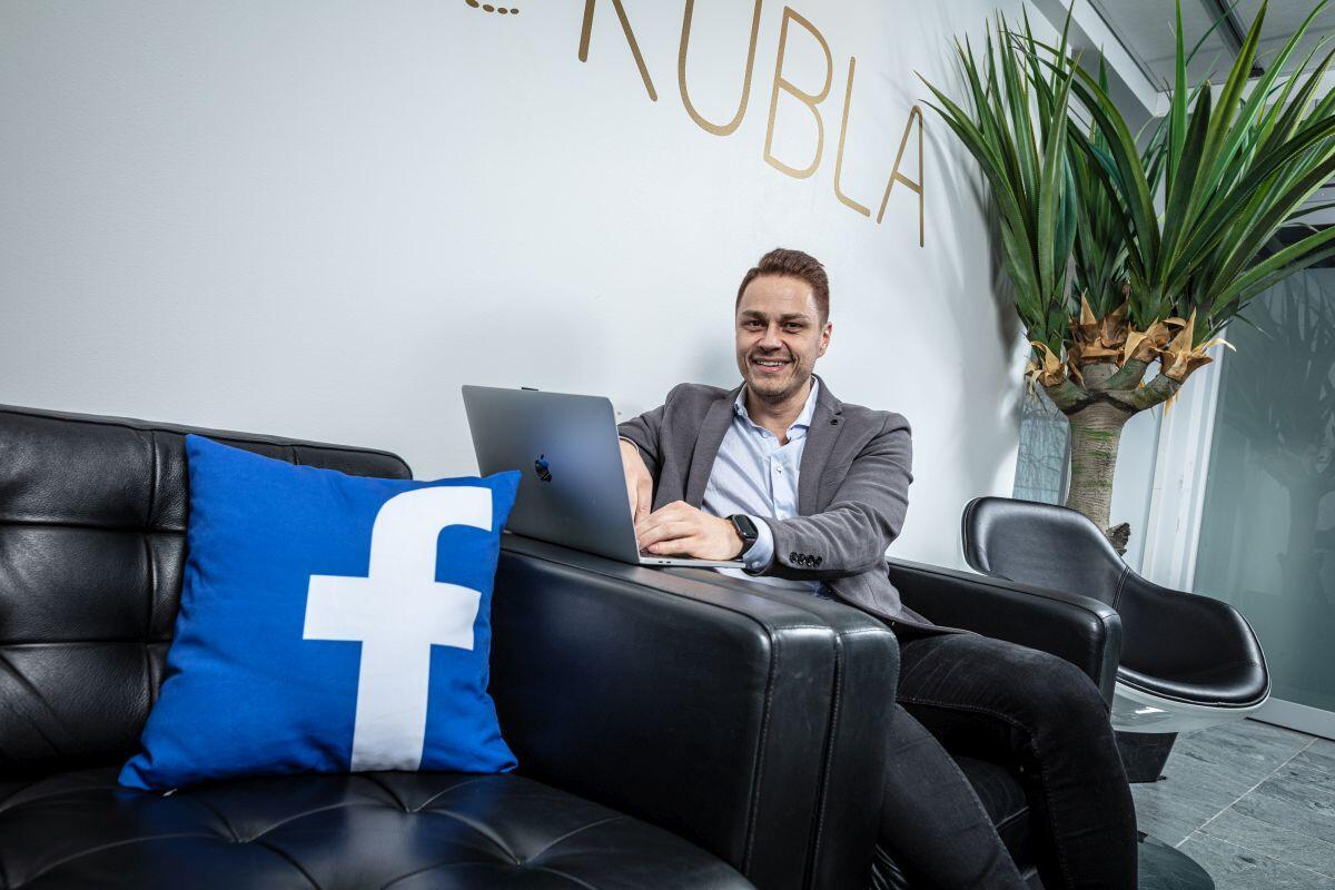 Kubla facebook ja instagram markkinointi